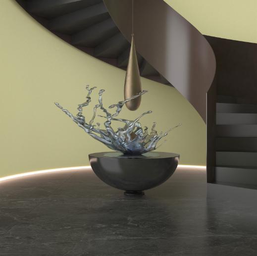 吉蒂亚艺术漆·瓷玉